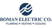 Roman Electric Co. logo