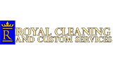 Royal Cleaning and Custom Services logo