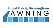 Royal Oak & Birmingham Awning logo
