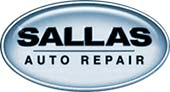 Sallas Auto Repair logo