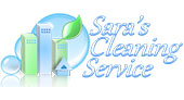 Sara's Cleaning Service logo