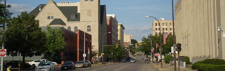 sioux city skyline