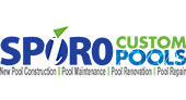 Spiro Custom Pools logo