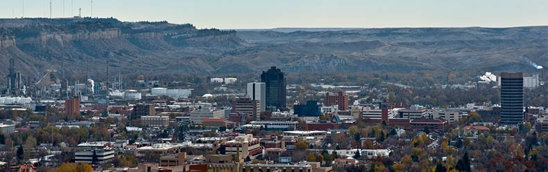 Billings Skyline