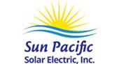 Sun Pacific Solar Electric logo