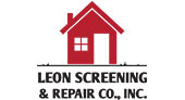 Leon Screening & Repair logo