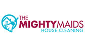 The Mighty Maids logo