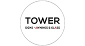 Tower Signs Awnings & Glass