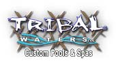 Tribal Waters Custom Pools & Spas logo
