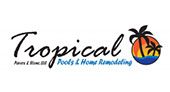 Tropical Pools & Home Remodeling logo