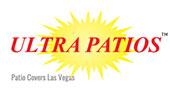 Ultra Patios logo
