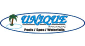 Unique Design Pools logo