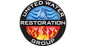 United Water Restoration logo