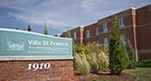 Villa St. Francis logo