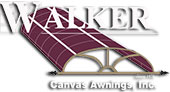 Walker Canvas Awnings