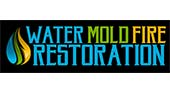 Water Mold Fire Restoration logo