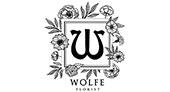 Wolfe Florist logo