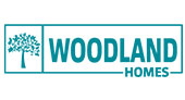 Woodland Homes logo
