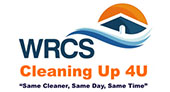 WRCS Cleaning Services logo